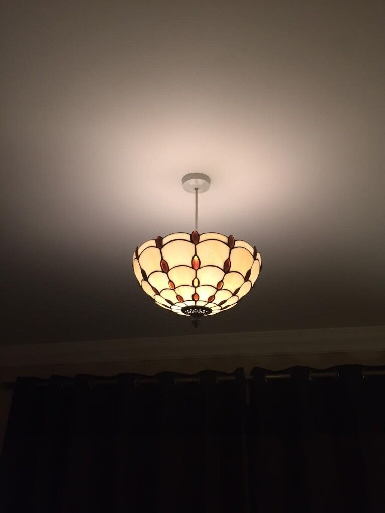 Tiffany Style Gl Ceiling Lamp Light Shades In Horsham West Sus Gumtree