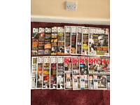 Drummer and Rhythm Magazines - 20 issues