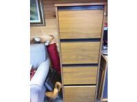 4 drawer filling cabinet. Heavy duty FREE!!!!!
