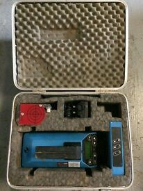 SWEDISH MADE AMA AC1 PIPE LASER **WILL PAY FOR ITSELF IN NO TIME + IN EXCELLENT CONDITION**