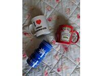 Assorted Novelty Cups/Mugs