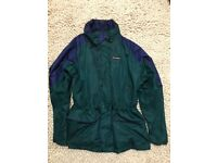 WATERPROOF JACKET WITH INTEGRATED FLEECE - LARGE