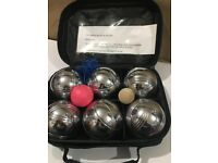 French Boules / Petanque / Bowls Set / Outdoor Games