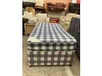 Single bed set with storage