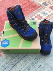 Karrimor water proof walking boots size 9