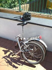 Easystreet reflex foldable bike