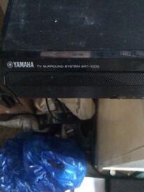 SRT YAMAHA 1000 sound system