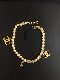 Anklets - Gold plated for women