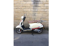 Monza Baotain 125cc Scooter
