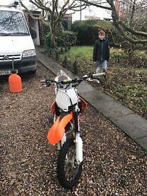 KTM SX 65 2104 Brilliant little bike son out grown