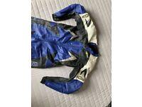 Texport One piece full motor bike leathers