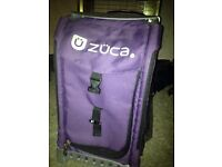 Zuca ice skating bag with 2 new inserts