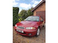 Rover 220sd - Recently MOT'd - Good mpg - Robust engine