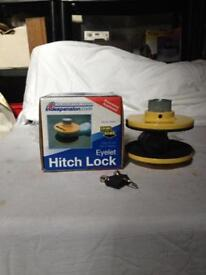 Tow and Hitch locks