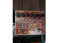 Electro harmonix holy stain guitar pedal