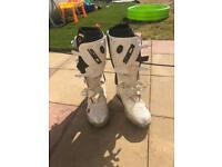 Sidi CrossFire MotoX Boots Size 11