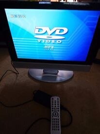 """22"""" HD LCD Television with built in DVD player (ProLine)"""