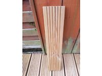7 x 4.8 Meter Lengths Pressure Treated Decking For Sale £40 ( 121mm x 28mm )