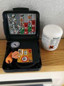 Continental puncture repair kit