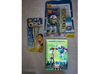 New Toy Story School Set, Notebook & Pencils Set IP1