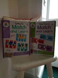 Kids reception age phonics puzzles