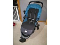Mamas and Papas Armadillo Sport pushchair stroller buggy pram