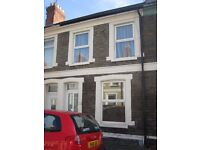 2 bed house in Roath to let