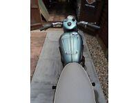 1963 Triumph 3TA Motorcycle