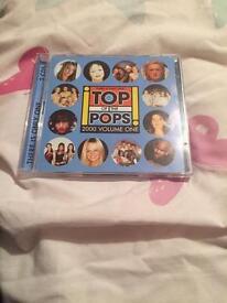Top of the pops 2000 volume 1 cd