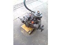 Peugeot/Citroen 1.9td Bosch Diesel injection pump
