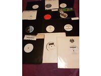 """12 Vinyl Promo Records 12"""""""