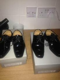 Infant boys dress shoes size 9