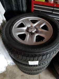 Toyota Venza OEM Full Set