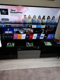 60 inch Ultra UHD 4K smart LG tv