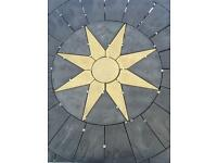 6ft, 10ft, 12ft star circles (various colours)