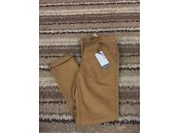 Boys beige Next jeans brand new with tags