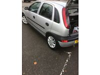 Vauxhall Corsa 1.4 , low mileage,bargain,not,Peugeot,Nissan, polo,fiat,Clio,KA,Fiesta,BMW,Audi cars
