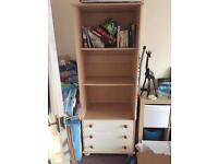 Large storage cabinet/drawers