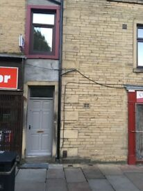 To let town centre 1 bedroom apartment
