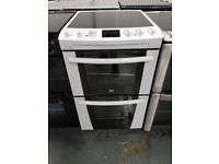 Zanussi Electric Cooker (55cm) (6 Month Warranty)