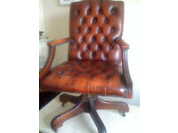 Vintage Executive chair Made by Mekanikk Norway for sale