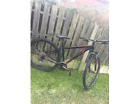 Specialized hardrock mountain bike 29er