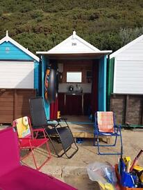 Beach Hut Available For Bournemouth Air Show