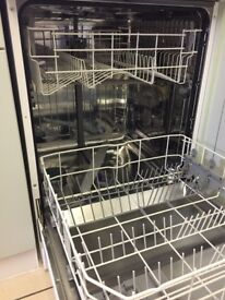 BEKO Freestanding Dishwasher DSFN1534 White Full size