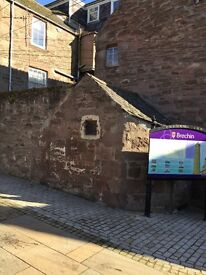 LANDLORDS 11% RETURN 1 Bed Flat Brechin Buy To Let FOR SALE