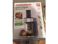 Morphy Richards's spiraliser