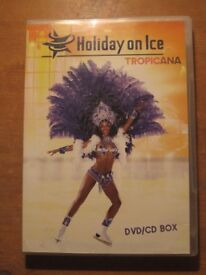 holiday on ice tropicana dvd