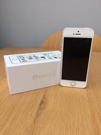 I phone 5s 16GB white