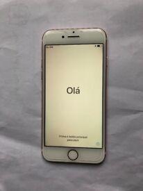 iPhone 7 128gb Rose gold NO SWAPS PLEASE