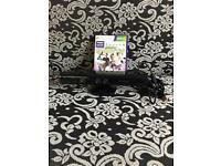 Xbox 360 Kinect and one game in good condition
